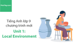 Tiếng Anh lớp 9 – Unit 1: Local Environment – Học Hay