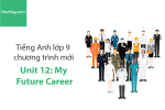 Tiếng Anh lớp 9 – Unit 12: My Future Career – Học Hay