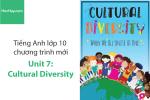 Tiếng Anh lớp 10 – Unit 7: Cultural Diversity – Học Hay