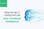 Tiếng Anh lớp 12 – Unit 7: Artificial Intelligence – Học Hay