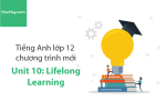 Tiếng Anh lớp 12 – Unit 10: Lifelong Learning – Học Hay