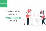 Sách Market Leader Advanced – Unit 9: Strategy – Học Hay (Phần 1)