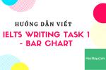 Hướng dẫn viết IELTS Writing Task 1 - Bar Chart (Biểu đồ cột) - Học Hay