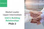 Sách Market Leader Upper Intermediate – Unit 3: Building Relationships – Học Hay (Phần 2)