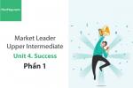 Sách Market Leader Upper Intermediate – Unit 4: Success – Học Hay (Phần 1)