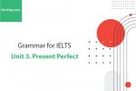 Sách Ngữ pháp tiếng anh luyện thi IELTS – Unit 3: Thì hiện tại hoàn thành (Present Perfect) – Học Hay