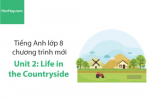 Tiếng Anh lớp 8 – Unit 2: Life in the Countryside – Học Hay