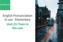 Sách Phát âm tiếng anh – Unit 25: Cách phát âm: phụ âm (Phần 2) – Học Hay