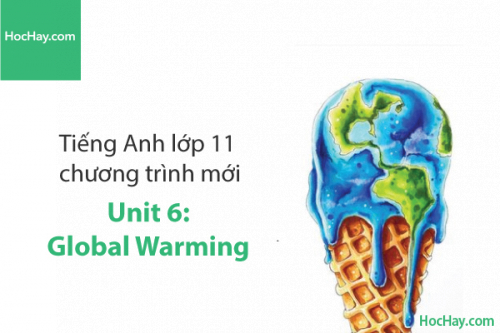 Tiếng Anh lớp 11 – Unit 6: Global Warming – Học Hay