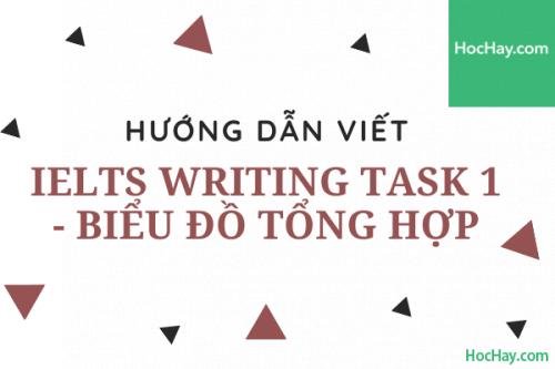 Cách viết IELTS Writing Task 1 - Multiple Charts (Biểu đồ kết hợp) | Học Hay