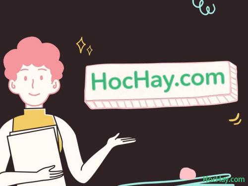 Học tiếng Anh Youtube miễn phí cùng HocHay Channel