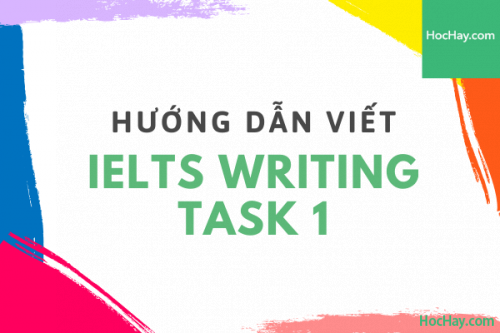 Cách viết Writing Task 1 IELTS - Học Hay